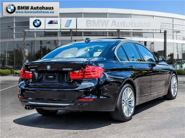 2015 BMW 328i xDrive (Stk: P8995) in Thornhill - Image 5 of 29