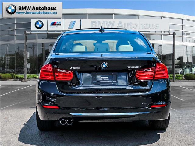 2015 BMW 328i xDrive (Stk: P8995) in Thornhill - Image 6 of 29