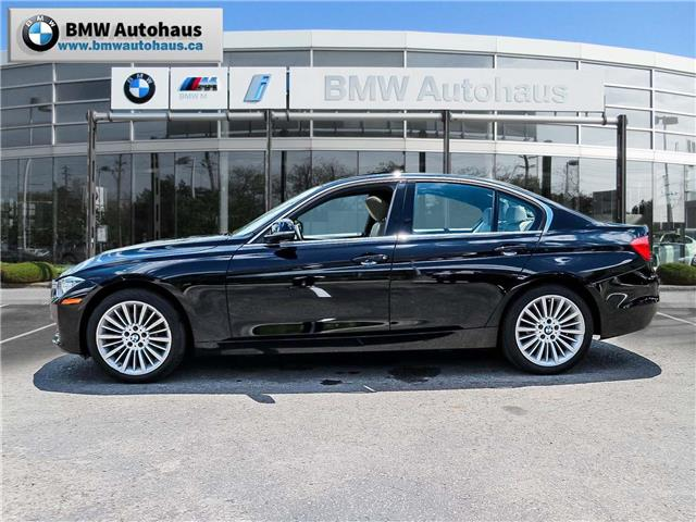 2015 BMW 328i xDrive (Stk: P8995) in Thornhill - Image 8 of 29