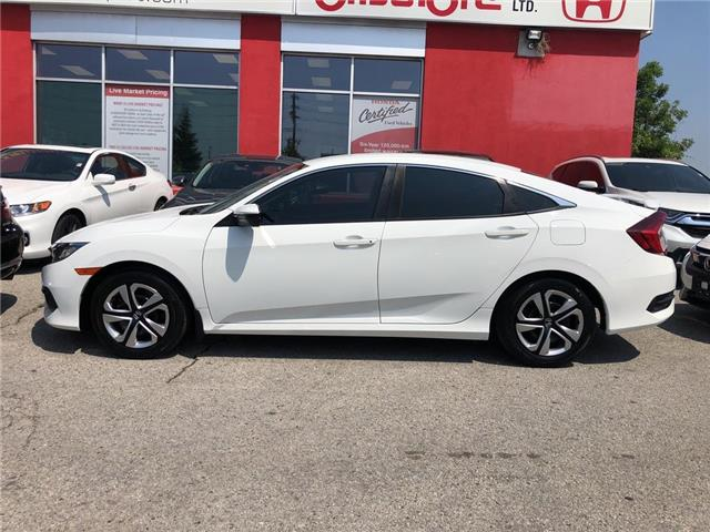 2016 Honda Civic LX (Stk: 57105A) in Scarborough - Image 2 of 17