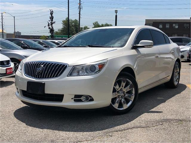 2013 Buick LaCrosse Ultra Luxury Group (Stk: 56804A) in Scarborough - Image 1 of 22