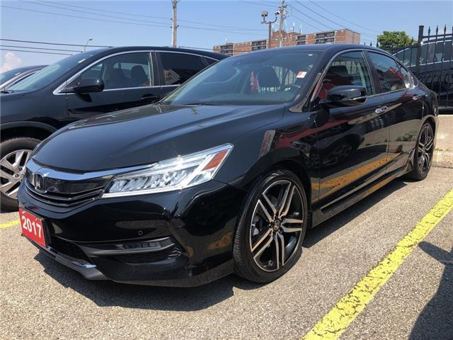 2017 Honda Accord Touring (Stk: 58157A) in Scarborough - Image 1 of 20