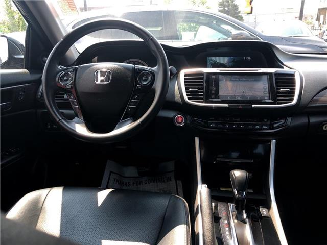 2017 Honda Accord Touring (Stk: 58157A) in Scarborough - Image 7 of 20