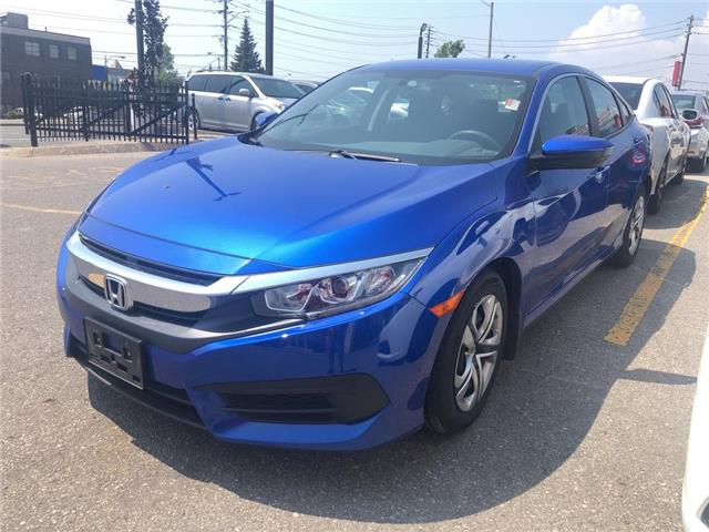 2017 Honda Civic LX (Stk: 58179A) in Scarborough - Image 1 of 3