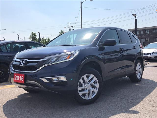2016 Honda CR-V SE (Stk: 57204A) in Scarborough - Image 1 of 22