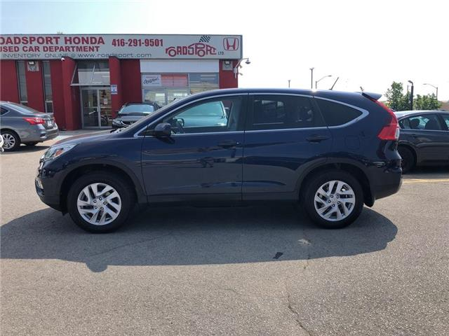 2016 Honda CR-V SE (Stk: 57204A) in Scarborough - Image 2 of 22