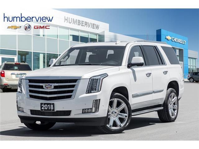 2018 Cadillac Escalade Premium Luxury (Stk: SNW1846) in Toronto - Image 1 of 22