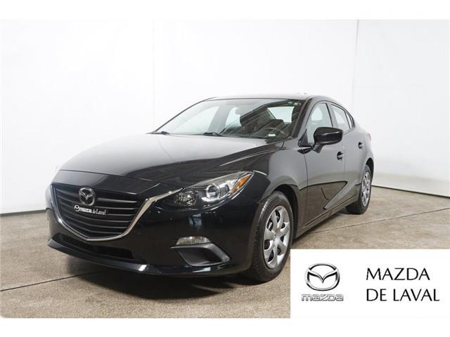 2014 Mazda Mazda3 GX-SKY (Stk: 52960A) in Laval - Image 1 of 18