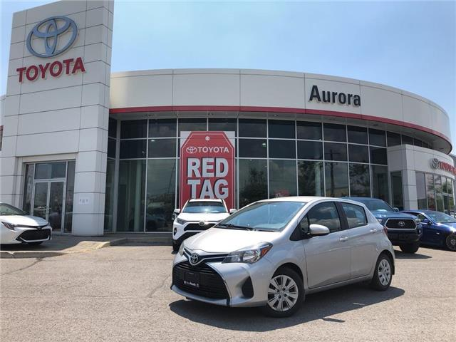 2015 Toyota Yaris LE (Stk: 308671) in Aurora - Image 1 of 18