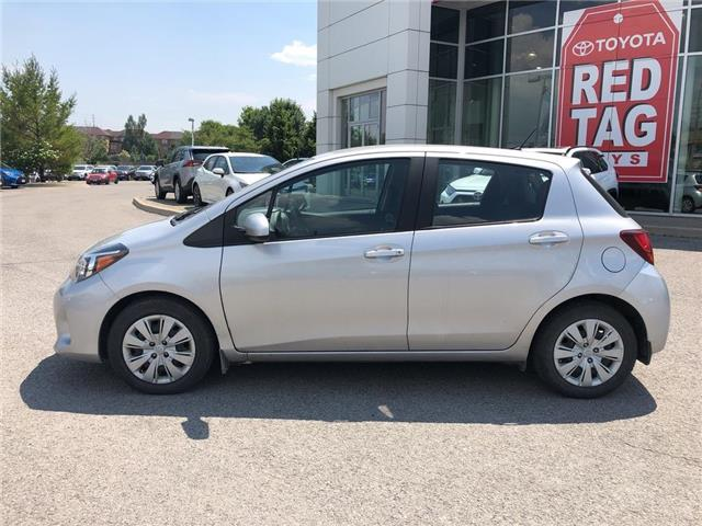2015 Toyota Yaris LE (Stk: 308671) in Aurora - Image 2 of 18