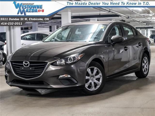 2014 Mazda Mazda3 GX-SKY (Stk: 15583A) in Etobicoke - Image 1 of 1