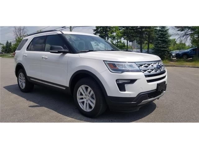 2019 Ford Explorer XLT (Stk: P8705) in Unionville - Image 1 of 21