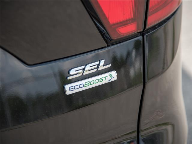 2019 Ford Escape SEL (Stk: 19ES744) in St. Catharines - Image 8 of 22