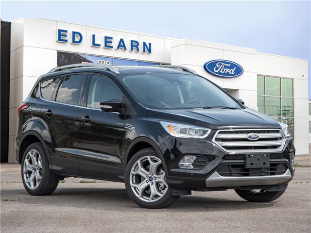 2019 Ford Escape Titanium (Stk: 19ES746) in St. Catharines - Image 1 of 24