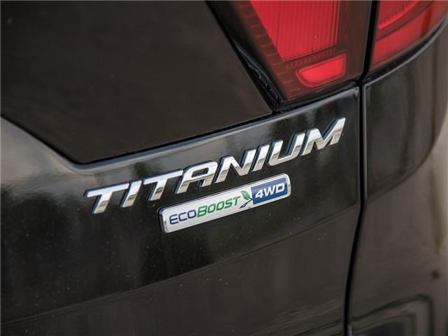 2019 Ford Escape Titanium (Stk: 19ES746) in St. Catharines - Image 9 of 24
