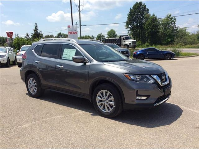2019 Nissan Rogue SV (Stk: 19-261) in Smiths Falls - Image 10 of 13