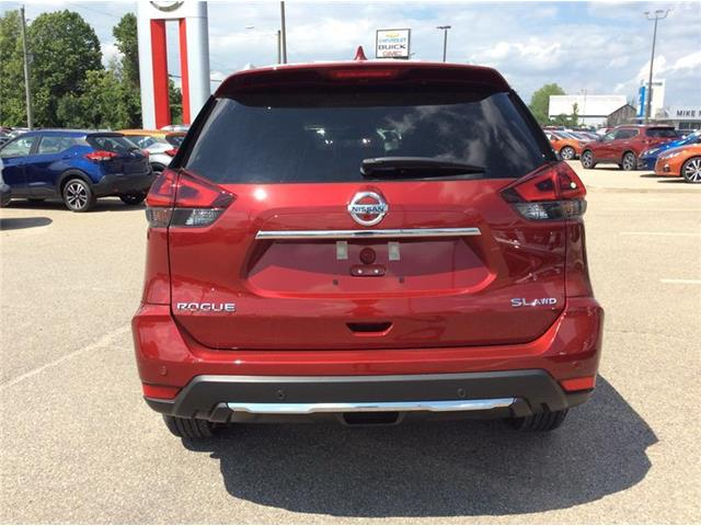 2019 Nissan Rogue SL (Stk: 19-284) in Smiths Falls - Image 4 of 13