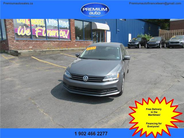 2015 Volkswagen Jetta 2.0L Trendline+ (Stk: 345667) in Dartmouth - Image 2 of 20