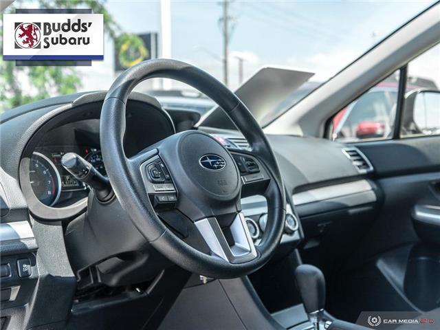 2016 Subaru Crosstrek Touring Package (Stk: PS2124) in Oakville - Image 11 of 25