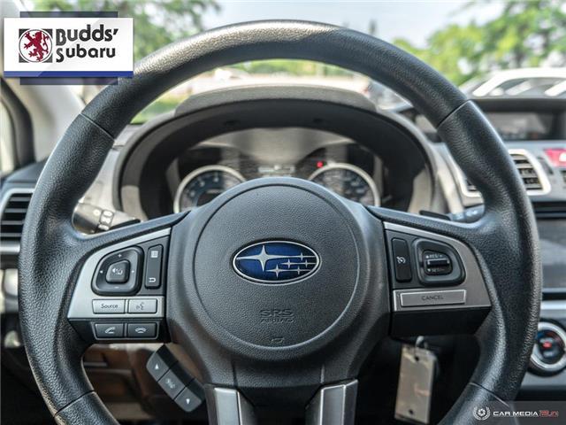 2016 Subaru Crosstrek Touring Package (Stk: PS2124) in Oakville - Image 12 of 25
