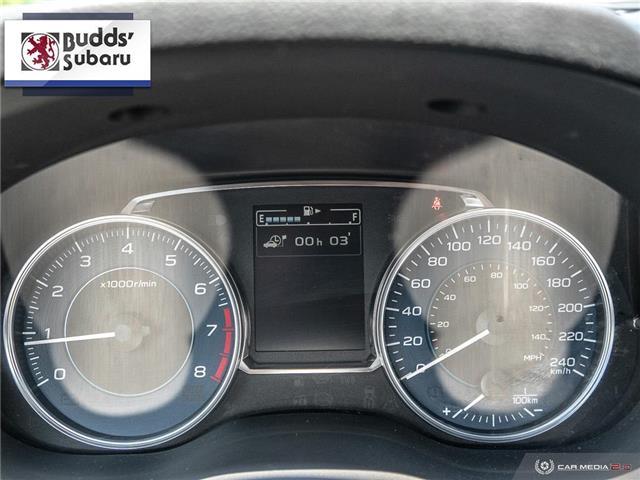 2016 Subaru Crosstrek Touring Package (Stk: PS2124) in Oakville - Image 13 of 25