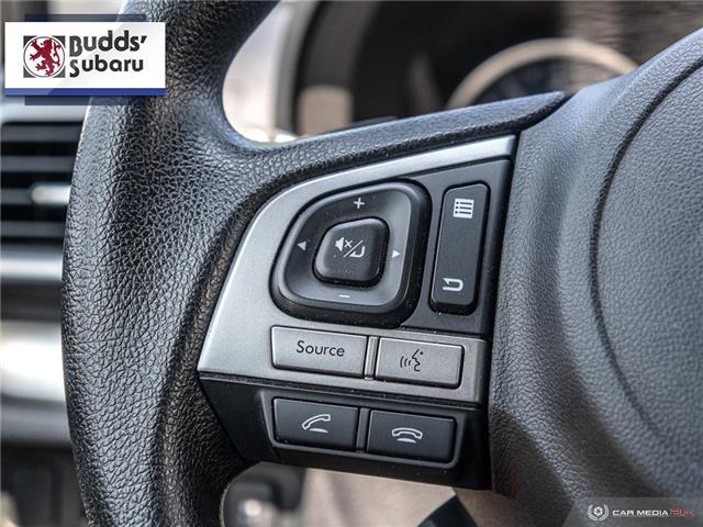 2016 Subaru Crosstrek Touring Package (Stk: PS2124) in Oakville - Image 16 of 25