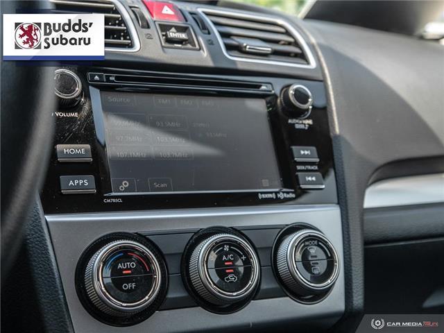 2016 Subaru Crosstrek Touring Package (Stk: PS2124) in Oakville - Image 18 of 25