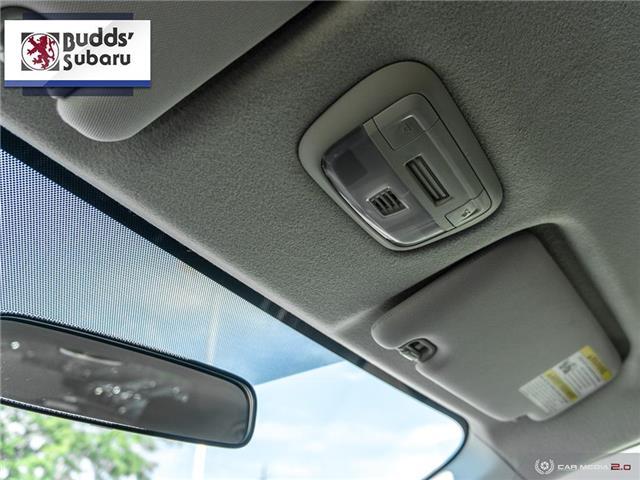 2016 Subaru Crosstrek Touring Package (Stk: PS2124) in Oakville - Image 20 of 25
