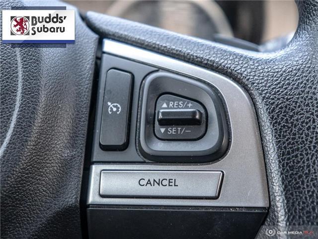 2016 Subaru Crosstrek Touring Package (Stk: PS2124) in Oakville - Image 25 of 25