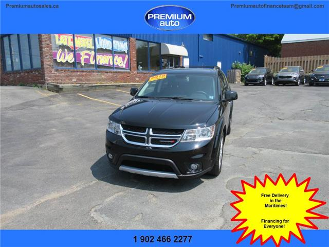2018 Dodge Journey GT (Stk: 219743) in Dartmouth - Image 1 of 29