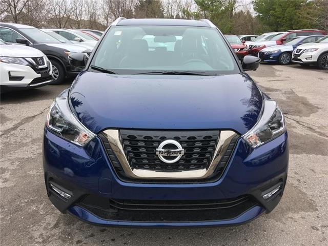 2019 Nissan Kicks SR (Stk: 19C020) in Stouffville - Image 1 of 5