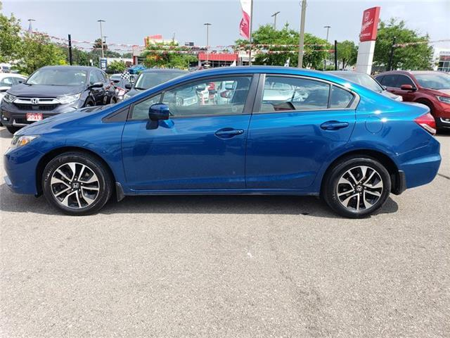 2015 Honda Civic EX (Stk: 326529A) in Mississauga - Image 2 of 21