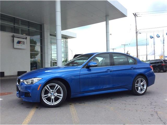 2018 BMW 328d xDrive (Stk: P8886) in Gloucester - Image 1 of 24