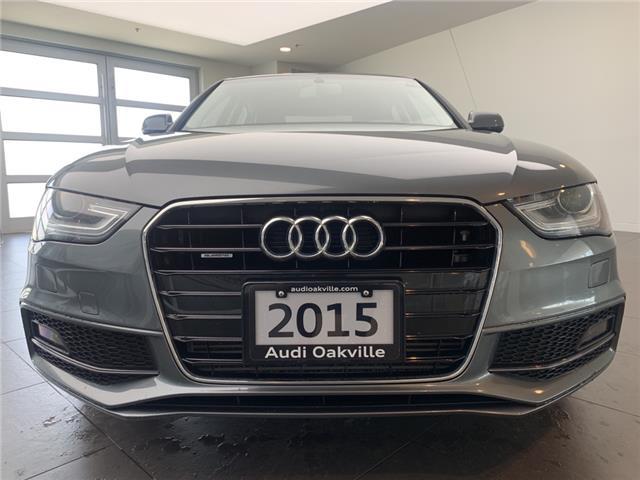 2015 Audi A4 2.0T Komfort plus (Stk: B8663) in Oakville - Image 8 of 19