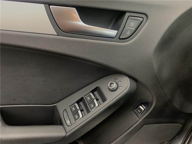 2015 Audi A4 2.0T Komfort plus (Stk: B8663) in Oakville - Image 12 of 19