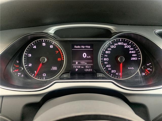 2015 Audi A4 2.0T Komfort plus (Stk: B8663) in Oakville - Image 16 of 20