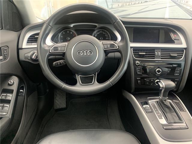 2015 Audi A4 2.0T Komfort plus (Stk: B8663) in Oakville - Image 20 of 20