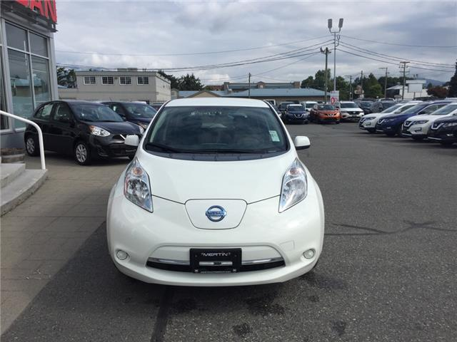 2017 Nissan LEAF SV (Stk: N19-0092P) in Chilliwack - Image 2 of 18