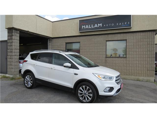 2017 Ford Escape Titanium (Stk: ) in Kingston - Image 1 of 22