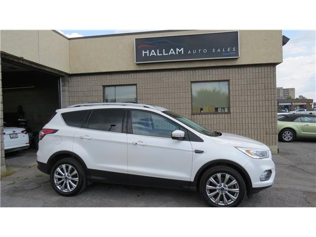 2017 Ford Escape Titanium (Stk: ) in Kingston - Image 2 of 22