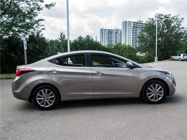 2014 Hyundai Elantra  (Stk: 92203A) in Waterloo - Image 4 of 23