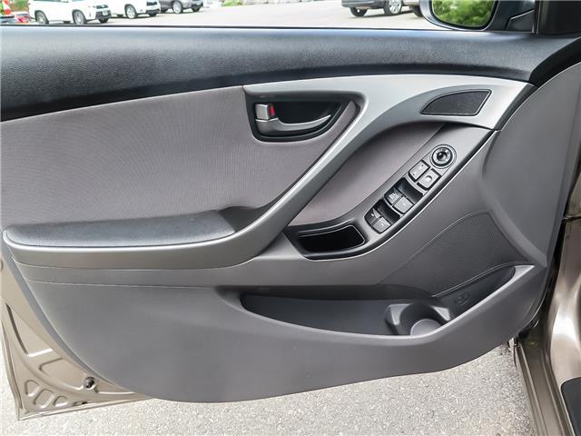 2014 Hyundai Elantra  (Stk: 92203A) in Waterloo - Image 10 of 23