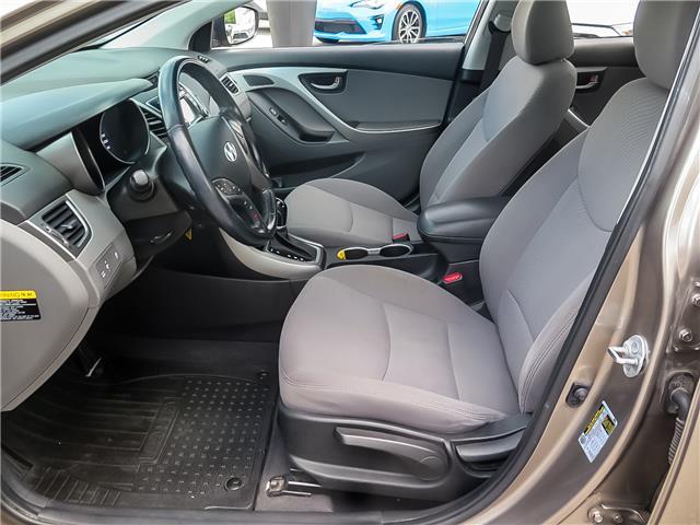 2014 Hyundai Elantra  (Stk: 92203A) in Waterloo - Image 12 of 23