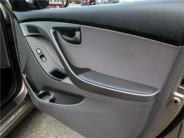 2014 Hyundai Elantra  (Stk: 92203A) in Waterloo - Image 20 of 23