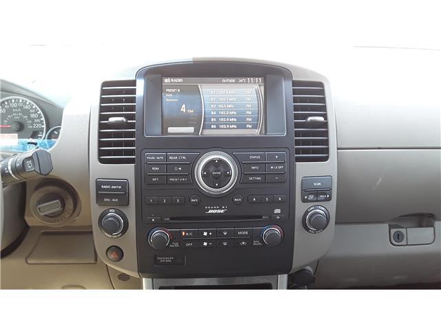 2012 Nissan Pathfinder LE (Stk: P492) in Brandon - Image 9 of 18