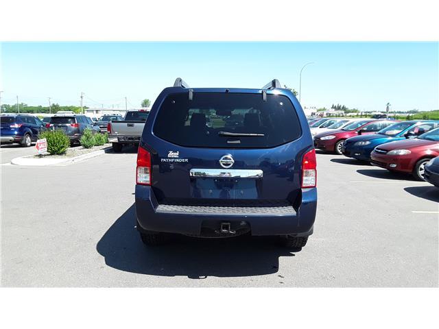 2012 Nissan Pathfinder LE (Stk: P492) in Brandon - Image 16 of 18