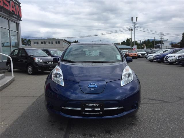 2017 Nissan LEAF S (Stk: N19-0088P) in Chilliwack - Image 2 of 17