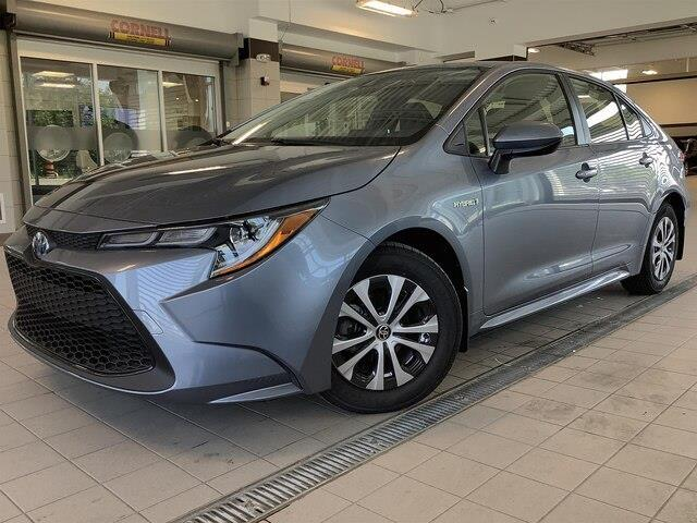 2020 Toyota Corolla Hybrid Base (Stk: 21665) in Kingston - Image 1 of 22