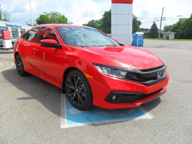 2019 Honda Civic Sport (Stk: 10369) in Brockville - Image 9 of 24