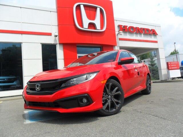 2019 Honda Civic Sport (Stk: 10532) in Brockville - Image 1 of 24